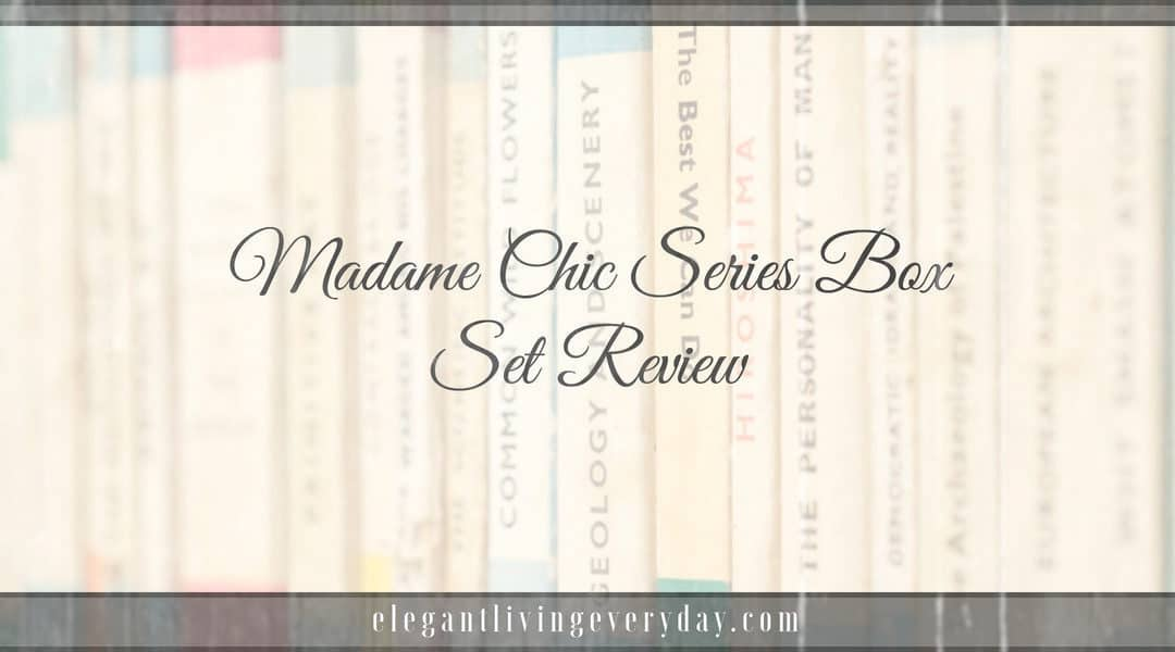 1b53e6bf61b Madame Chic: Review of the Madame Chic Series in Box Set
